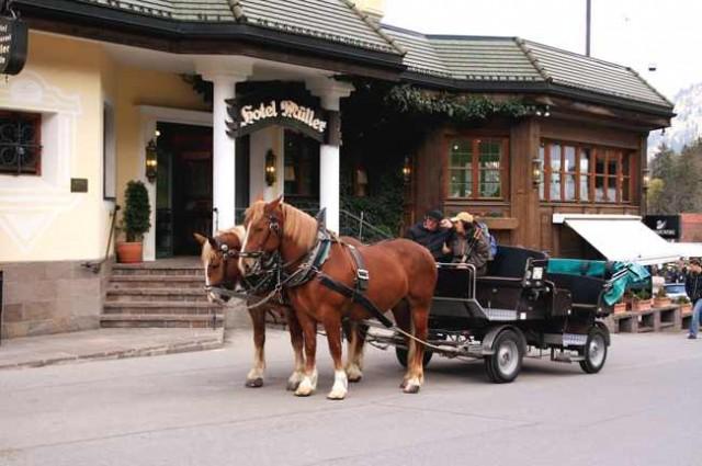 Автомобильный тур в замок Нойшванштайн